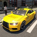 City Taxi Car 2020 - Taxi Cab Driving Game icon