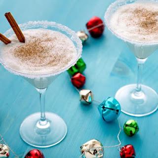 Santa's Sleigh Cocktail.