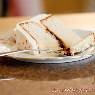 Low Sugar White Cake Recipes