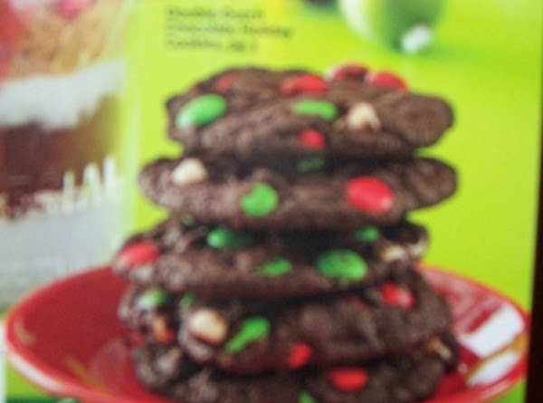 Double-dutch Chocolate Holiday Cookies In A Jar Recipe