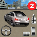 Multistory Car Crazy Parking 3D 2 icon