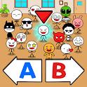 옥탑방의 AB퀴즈 - 간단 상식 테스트 icon