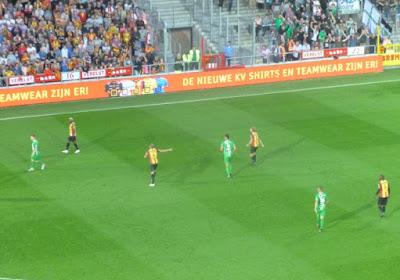 KV Mechelen verliest van Lommel