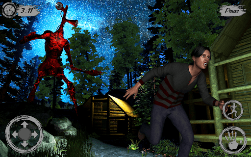 Siren Head Horror Game - Scary Haunted House apktram screenshots 2