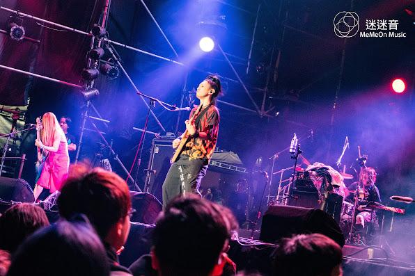 2019 大港開唱Megaport Festival-打首獄門同好会