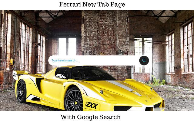 Ferrari Cars Themes