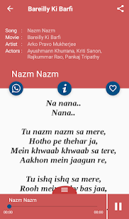 Hit Kriti Sanon Songs Lyrics - náhled