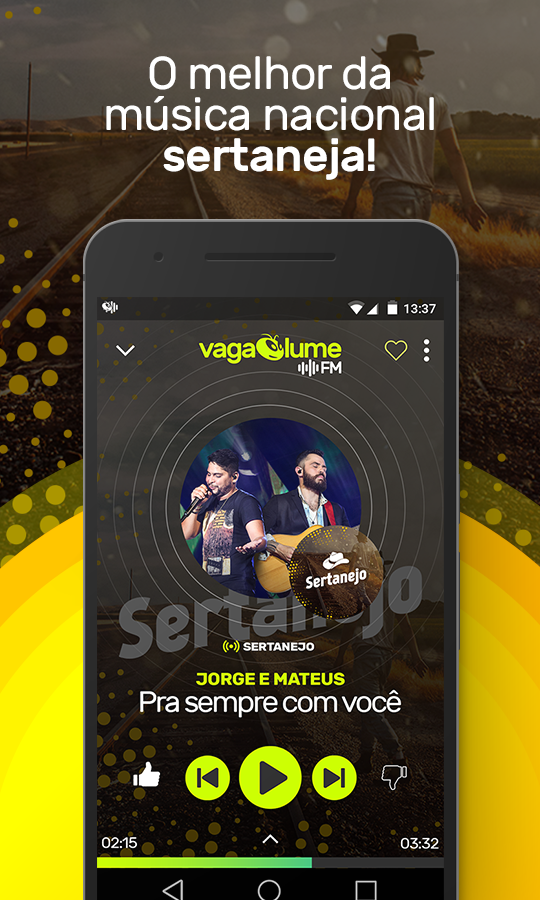 Vagalume.FM- screenshot