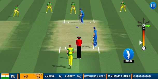 World Cricket Battle 2 (WCB2) – Multiple Careers App Download For Android and iPhone 9