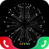 Cool LED Caller Screen Icon