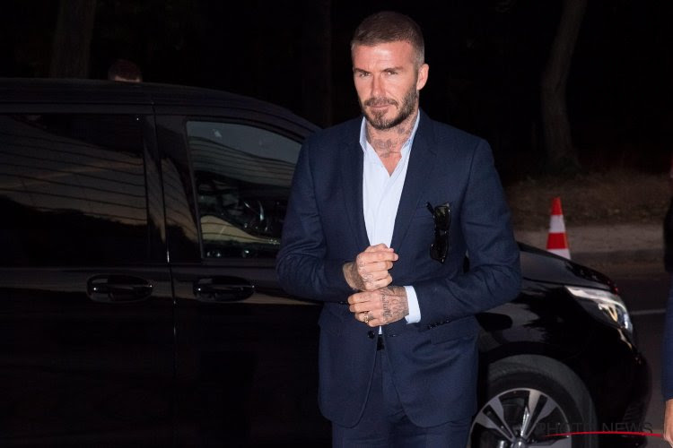 """? David Beckham zorgt voor opvallende primeur in het Amerikaanse voetbal: """"Dankzij hen voel ik me eeuwig jong"""""""