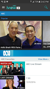 ABC iview- screenshot thumbnail