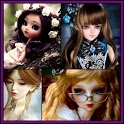 Beautiful Dolls Wallpaper HD Cute Girl Sweet DP icon