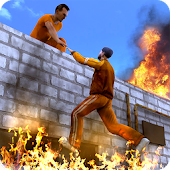 Feuerleiter Prison Break 3D