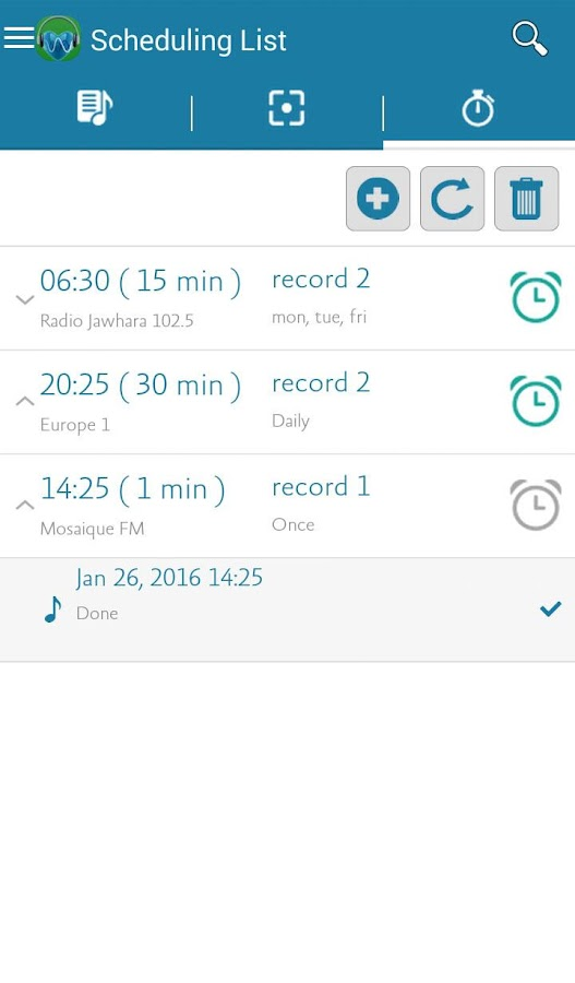 V Radio Recorder- screenshot