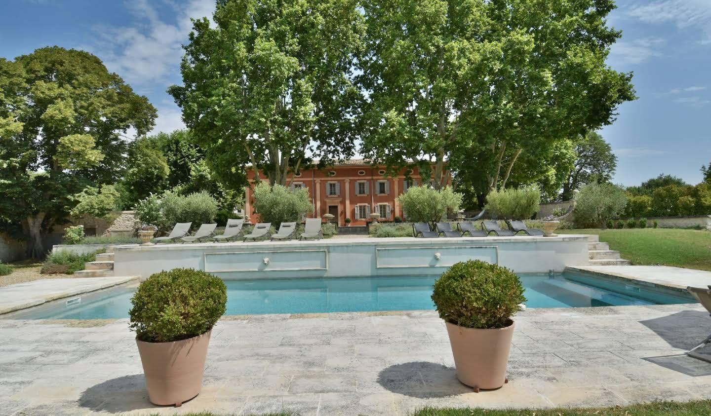 House with pool Saint-Martin-de-Castillon