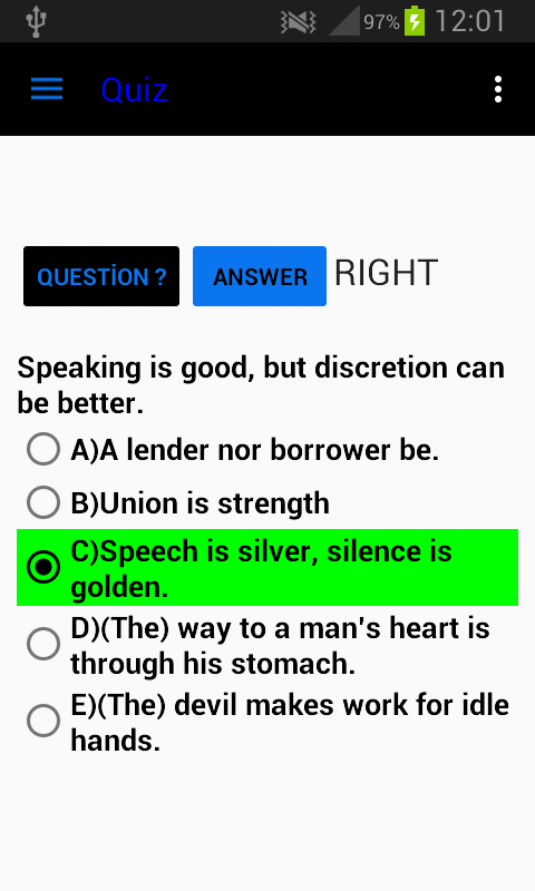 Is a C- okay for english?