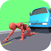 Idle Tap Strongman APK Icon