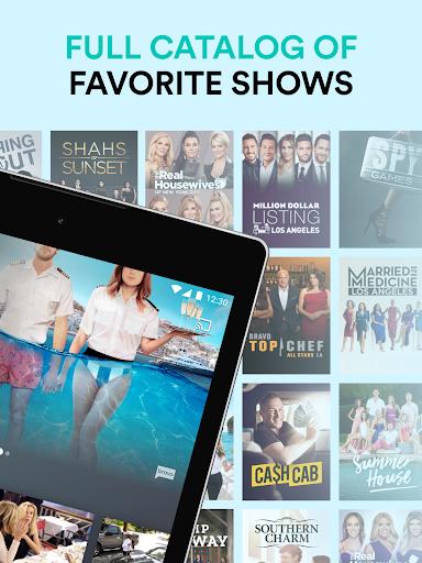 Bravo: Stream TV - Watch TV Series & Live Stream 7.12.1 screenshots 7