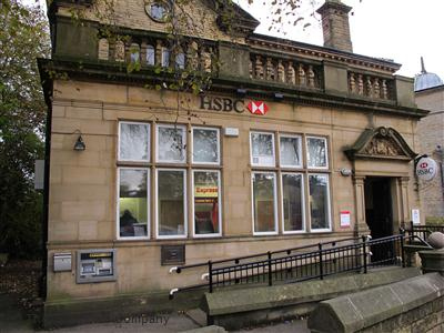 HSBC on Oxford Road - Banks & Other Financial Institutions in