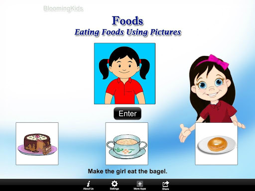 Eating Foods Using Pictures Lite Version Apk Download 1