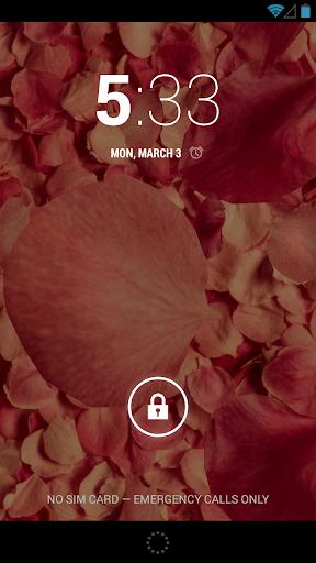 خلفيات بتلات حية ثلاثيةأبعاد screenshot