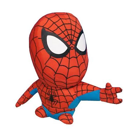 Plush Doll - Spiderman