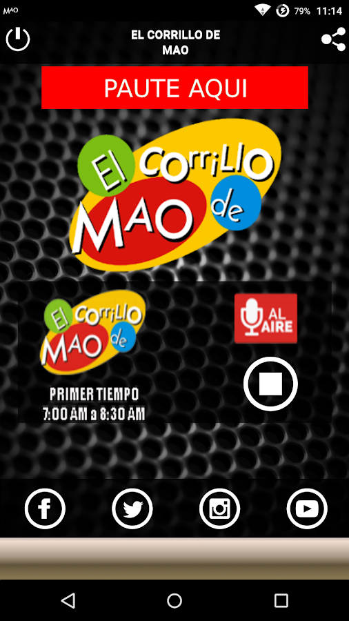 El Corrillo de Mao- screenshot