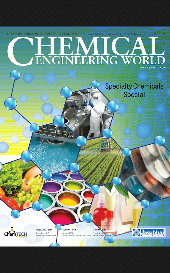 Chemical Engineering World- screenshot