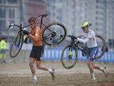 Pim Ronhaar rijdt naar goud op WK veldrijden bij U23 in Oostende