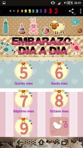 玩免費遊戲APP|下載Embarazo Día a Día app不用錢|硬是要APP