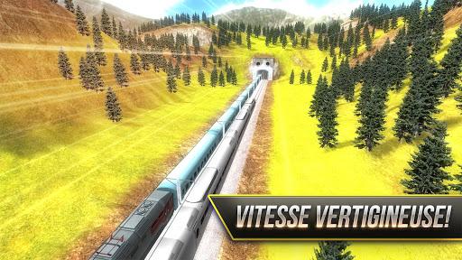 Code Triche High Speed Trains - Locomotive APK MOD screenshots 5