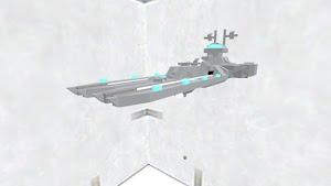 航空駆逐艦松風型一番艦 松風