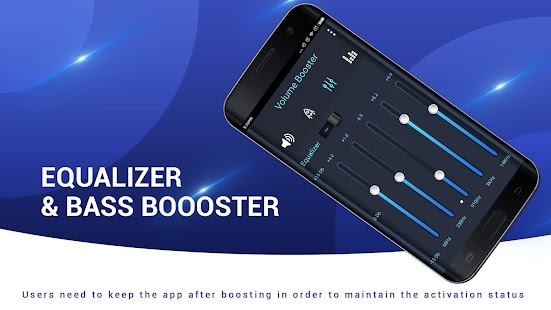 Volume Amplifier and Booster- screenshot thumbnail