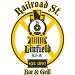 Logo for Railroad Street Bar & Grill