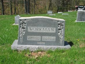 Photo: Workman, J. William and Jennie