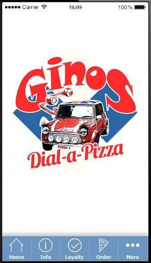 Ginos Dial a Pizza - Telford