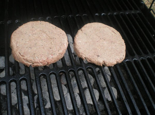 Place on grill close lid and cook for 5 minutes.