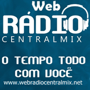 Web Radio Central Mix: miniatura da captura de tela