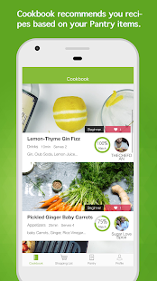 Chefling-Shopping list,recipes- screenshot thumbnail