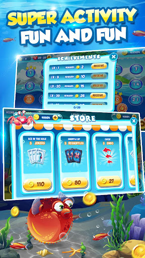 Ocean Fish Solitaire  screenshots 10