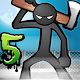 Anger of stick 5 : zombie Android apk