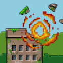 City Monkey: Pixel Artillery icon