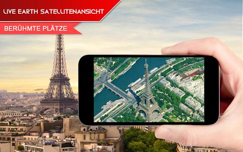 Digitaler Entfernungsmesser Für Landkarten : Leben erde aussicht karte global satellit u2013 apps bei google play