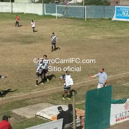 Ferro Carril 3 - Progreso 2: el cuervo anda volando (1a Fecha Clausura 2016)
