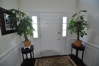 Photo: (Before) Song's Foyer door Collegeville, PA