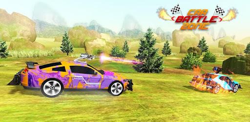 Car Battle Zone