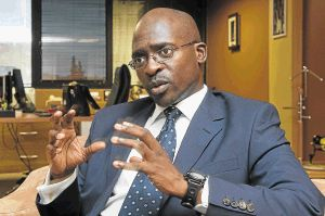 Man with a plan?: Finance Minister Malusi Gigaba will present his first mid-term budget next week and the big question is what he will do to get the deficit back on track. Picture: SUPPLIED