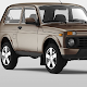 Download Wallpapers New Lada VAZ 2121 4x4 Car Russian For PC Windows and Mac
