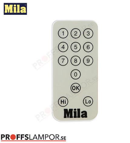 Tillbehör Fjärrkontroll Mila